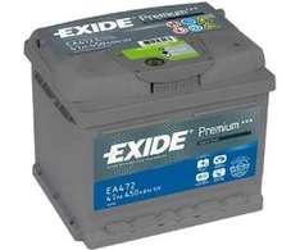 Exide Premium EA472 Autobatterie 47Ah (auch andere Premiummarken) bis 19% Rabatt