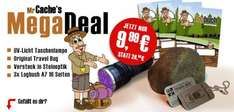 [Facebook] Geocacher Set als Mega Deal @ Mr.Cache