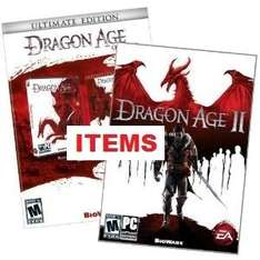 Dragon Age Promotional Items Giveaway