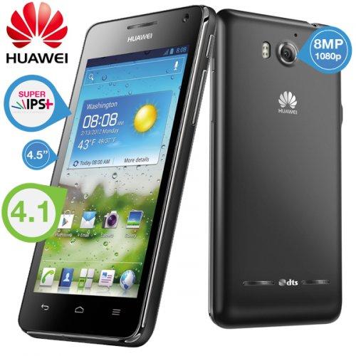 "[iBOOD] Huawei G615 Quadcore Smartphone 4,5"" IPS | 13% unter Bestpreis!"