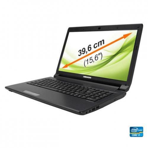 """Notebook 15,6"""" MEDION MD 98296 für nur 555,- EUR inkl. Versand"""