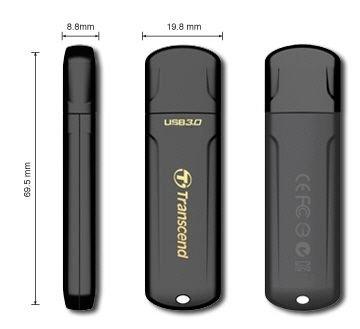 Transcend JetFlash 700 16GB USB 3.0 für 10,90€ @Getgoods