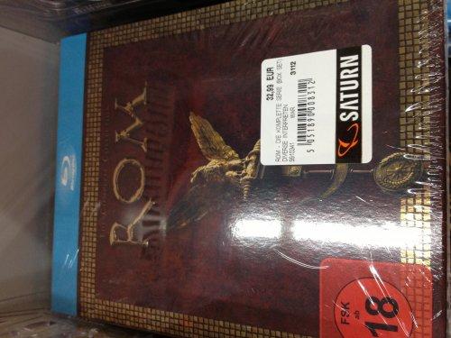 [Saturn] [Bluray] (Koeln Hansaring) Rom die komplette Serie - BD Box
