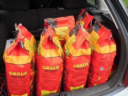[lokal?] Raum FFM: Grillis 1,40 EUR pro kg bei REWE