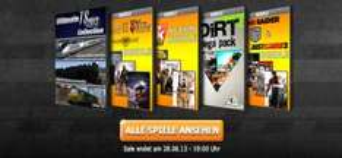 GameFly.co.uk - Bundle Sale mit bis zu 88 Prozent Rabatt  + 20% Gutschein