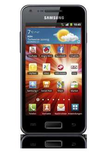 [B-Ware/Modeo]: Galaxy S Advance I9070 schwarz