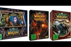 [Saturn] World of Warcraft: Battle Chest + Cataclysm + Mists of Pandaria = 25€ = Ende RL :-)