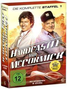Hardcastle and McCormick - Die komplette erste Staffel (6 DVDs im Digipack) @Amazon