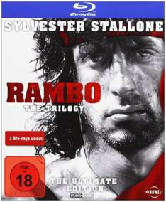 [Lokal Media Markt Berlin Tempelhof] Rambo - Die Trilogy - The Ultimate Edition (Uncut) [Blu-ray] 10.- / Stirb Langsam 1-5 Collection [Blu-ray] 29.- und anderes...