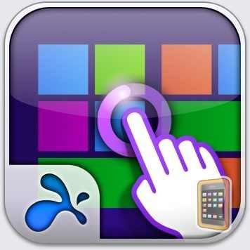 Gesture Touchpad für Win8 [iOS]
