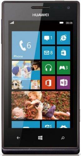 Windows Phone 8 mit Dualcore-Prozessor Huawei Ascend W1 black für 134,90 € @ getgoods (idealo Best: 162,85 €)