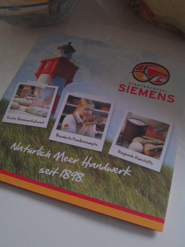 Gratis Brot beim SIEMENS Bäcker Wilhelmshaven