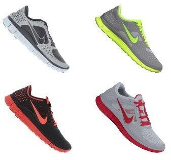 Nike Free Run+3 und 4.0 Laufschuhe in vielen Größen für nur 64,73€ inkl. Versand
