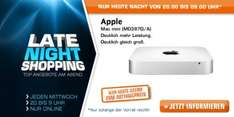APPLE Mac mini 2,5 GHz dual-Core Intel Core i5 MD387D/A ggf. qipu @Saturn