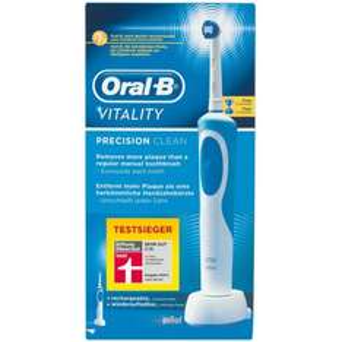 @eBay:  Braun Oral-B Vitality Precision Clean mit Timer D12.513 für 15,99€