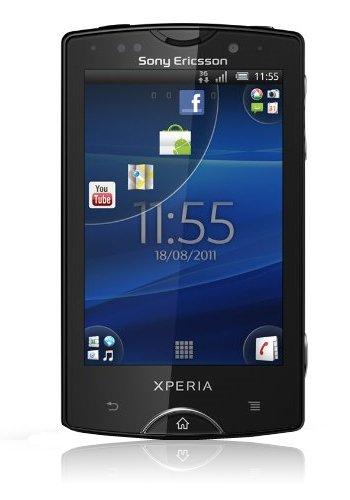 Sony Ericsson Xperia mini black (B-Ware)