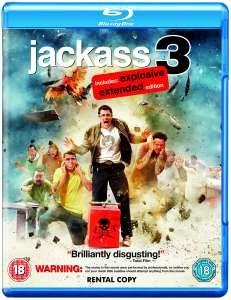[Blu-ray] Jackass 3 + 3.5 @ Zavvi, je 5,87€