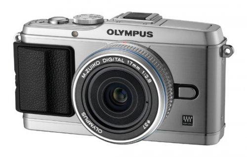 Olympus Pen E-P3 silber + Olympus 17mm Pancake in silber für nur 499,99 EUR inkl. Versand