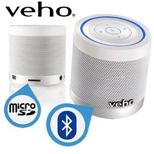 Veho VSS-747-360BT tragbarer Bluetooth Lautsprecher mit Lenker für 36€ @Ibood