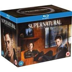[Blu-ray] Supernatural - Complete Seasons 1-7 @ Zavvi