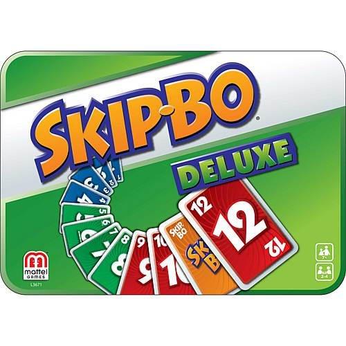SKIP-BO Deluxe (Kartenspiel) @Karstadt offline (online zzgl. 4,95€ VSK)