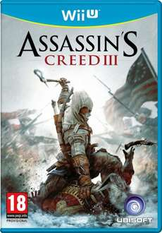 Nintendo Wii U - Assassin's Creed 3 für €22,11 [@Amazon.co.uk]