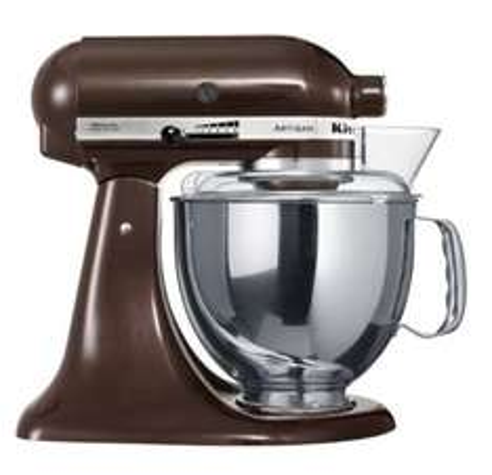KitchenAid KSM150PSEES Artisan Küchenmaschine Espresso @ amazon.it