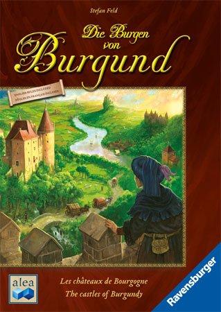 Ravensburger Die Burgen von Burgund für 19,89€ inkl. Versand (Neukunden 16,89€) - Idealo 25,40€