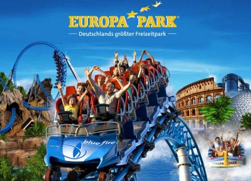 1 Tageskarte für den Europapark für 24,99€ (statt 39€) @regiondo.de