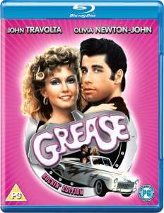 (UK) Grease - Rockin Edition [Blu-ray] für je 5.83€ @TheHut