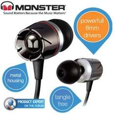 [iBOOD] Monster Turbine™ High Performance In-Ear Speakers™