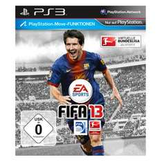 Sony PS3 - Fifa 13 ab €19,99 [@Real.de]