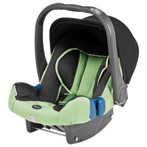 Real online Römer Babyschale Baby-Safe plus II und Römer Kindersitz für 50 Euro