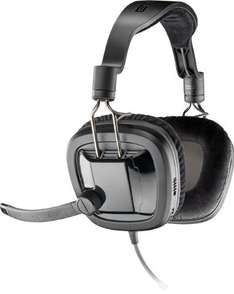 **AMAZON** Plantronics GameCom 380 Gaming Headset Stereo Sound  EUR 19,90