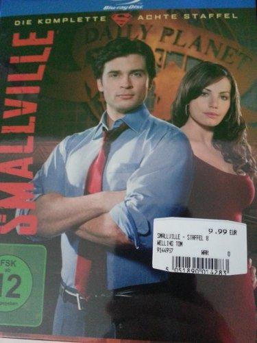 [Lokal Media Markt Ruhr Park] Smallville Blu Ray