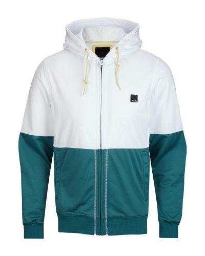 Bench Herren Trikotjacke BLOCKIE Farbe: bright white Größe:XXL für 31,12 Euro (-43%) @Amazon