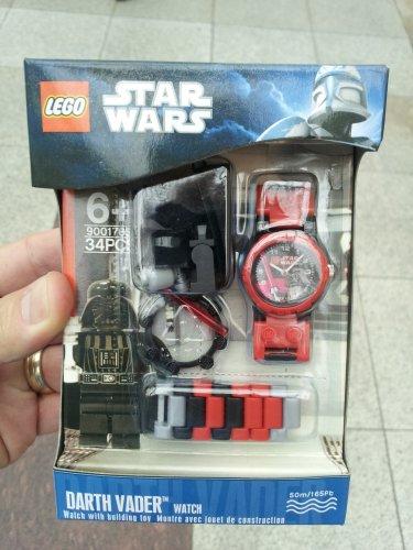 Lego Star Wars Uhr , Lokal Frankfurt Toom/Nordwestzentrum