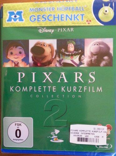 [Offline @ MediaMarkt DD Elbepark] Pixars komplette Kurzfilm Collection 2 [Blu-ray]