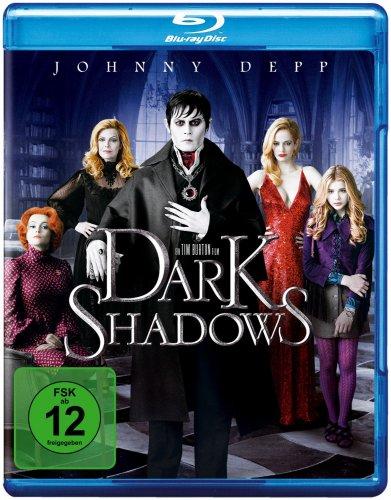 [Blu-ray] Dark Shadows unter 8 € @amazon.de/saturn online