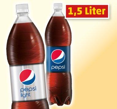 [Penny/Tegut] Pepsi oder Pepsi Light 1,5l Flasche