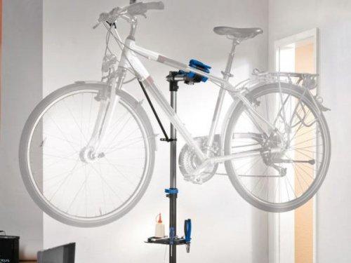 [LIDL] POWERFIX Fahrrad-Montageständer mit Werkzeugablage | bundesweit ab 08.07.13 | nur 24,99€