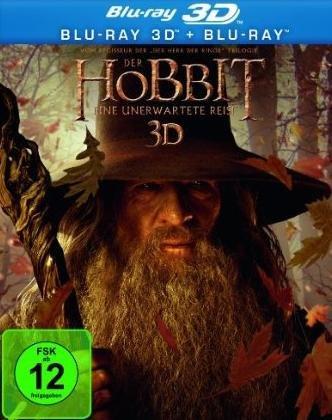 [Österreich] Der Hobbit 3D Blu-ray (+ 2D Blu-ray) inkl. Versand ab 8,50 Euro (ab 6 Stück) / 15,94 Euro inkl. Versand (1 Stück)