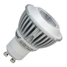 Megaman MM27412 6W LED GU10 35° 2800 K Dimmbar