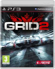 Grid 2 - PS3 - Zavvi.com