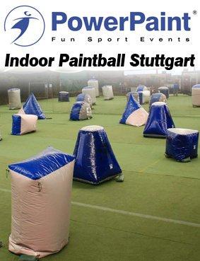 [Stuttgart] Paintball inkl. Ausrüstung und 200 Paints ab 14€ statt 38€