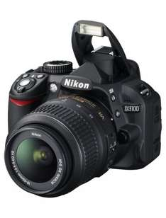 Nikon D3100 Kit 18-55 mm [Lokal MG Schossau]