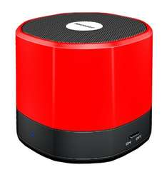 Karcher BT 4140-R mobiler Bluetooth-Lautsprecher (2,5 Watt RMS, AUX-IN) rot @Amazon