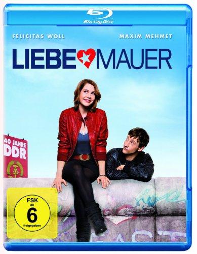 """Bluray """"Liebe Mauer"""" mit Felicitas """"Lolle"""" Woll für 8,97€ bei Amazon"""