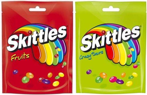 [NETTO ohne Hund] ab Do.(04.07.): Skittles (rot oder grün) 174g für 1,39 EUR