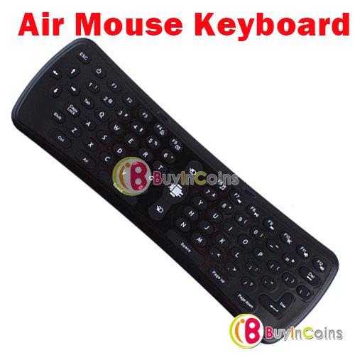 (CN) USB 2.4GHz Air Wireless Mouse / Keyboard  (Qwerty!) für ca. 12.52€ @ BIC